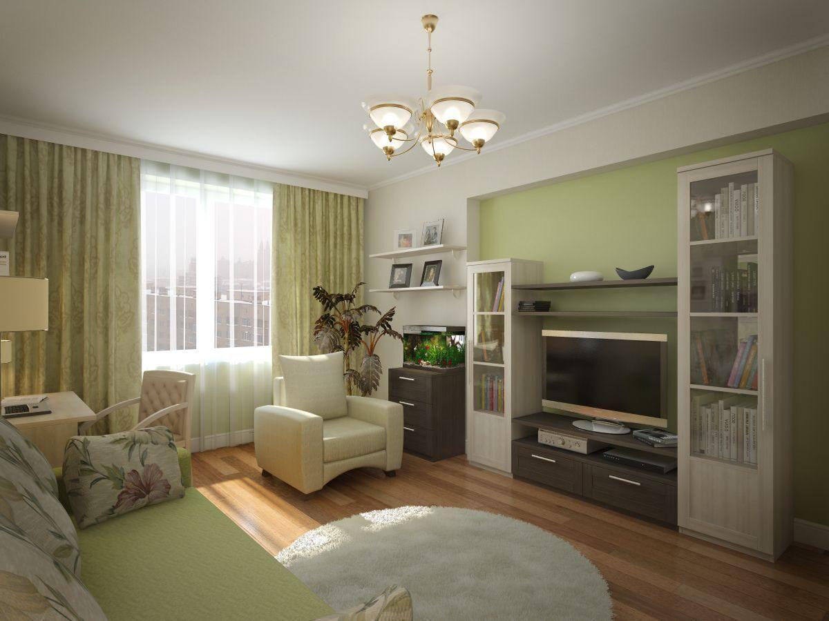 Дизайнерский ремонт двухкомнатной квартиры фото